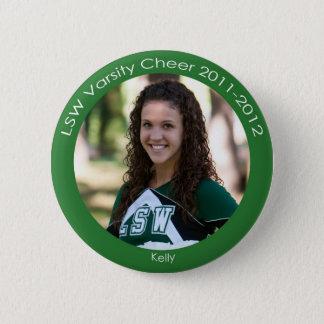 Kelly 2 Inch Round Button