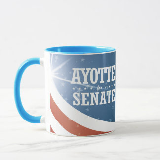 Kelly Ayotte 2016 Mug