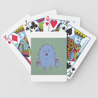 Kelly Bicycle Playing Cards