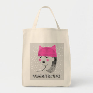 Kelly Castor grocery tote