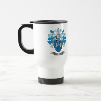 Kelly Coat of Arms Travel Mug