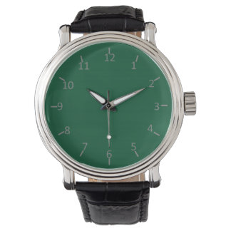 Kelly Green and Gray Watch