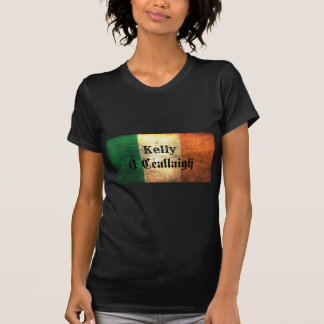 Kelly Irish Flag T-Shirt