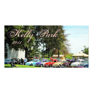 Kelly Park 2011 Photo Card Template