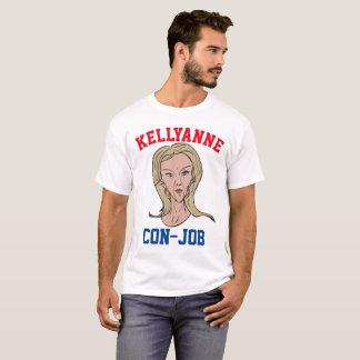 Kellyanne Con-Job Caricature T-Shirt