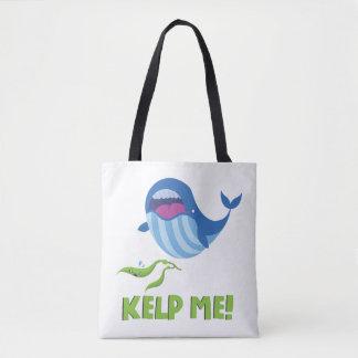 KELP ME! TOTE BAG