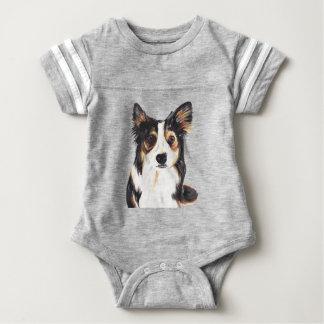 Kelpie Dog Baby Bodysuit