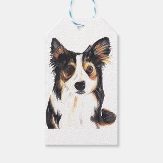 Kelpie Dog Gift Tags