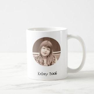 Kelsey 2006 coffee mug