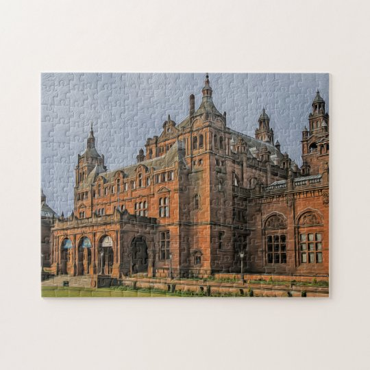 Kelvingrove Art Gallery and Museum, Glasgow Jigsaw Puzzle