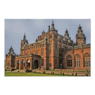 Kelvingrove Art Gallery and Museum, Glasgow Photo Print