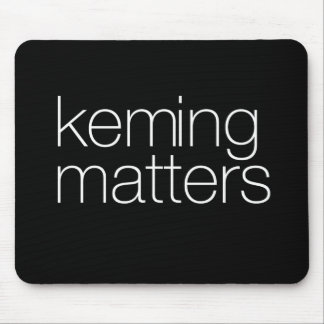 keming matters mouse pad