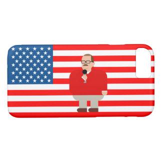 Ken Bone iPhone Case American Flag