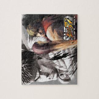 Ken Vs. Ryu Puzzles
