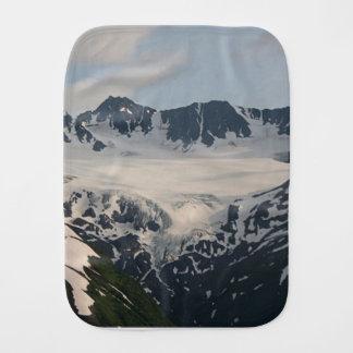 Kenai Mountains, Alaska 2 Burp Cloth