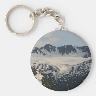 Kenai Mountains, Alaska 2 Keychain