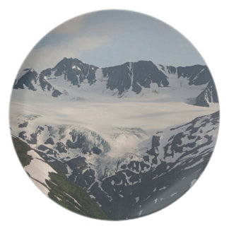 Kenai Mountains, Alaska 2 Plate