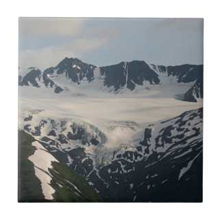 Kenai Mountains, Alaska 2 Tile
