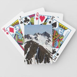 Kenai Mountains, Alaska 3 Bicycle Playing Cards