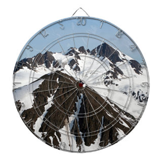 Kenai Mountains, Alaska 3 Dartboard
