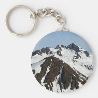 Kenai Mountains, Alaska 3 Keychain