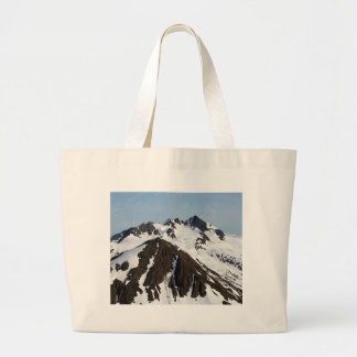 Kenai Mountains, Alaska 3 Large Tote Bag