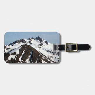 Kenai Mountains, Alaska 3 Luggage Tag