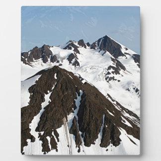 Kenai Mountains, Alaska 3 Plaque