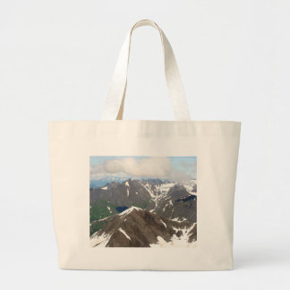 Kenai Mountains, Alaska Large Tote Bag