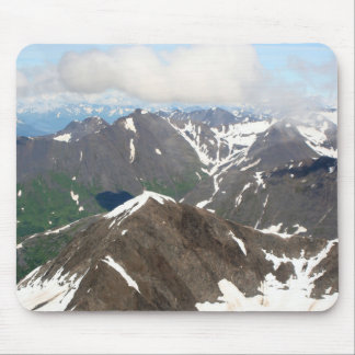 Kenai Mountains, Alaska Mouse Pad