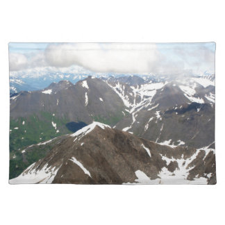 Kenai Mountains, Alaska Placemat