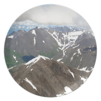 Kenai Mountains, Alaska Plate