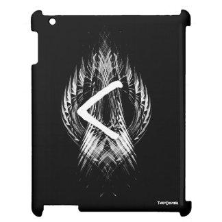 ☼KENAZ – RUNE OF REGENERATION & FIRE☼ iPad CASE