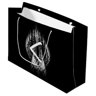 ☼KENAZ - RUNE OF REGENERATION & FIRE☼ LARGE GIFT BAG