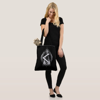 ☼KENAZ – RUNE OF REGENERATION & FIRE☼ TOTE BAG
