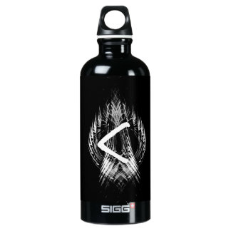 ☼KENAZ - RUNE OF REGENERATION & FIRE☼ WATER BOTTLE