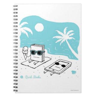 Kendall & Paige - Beach Notebooks