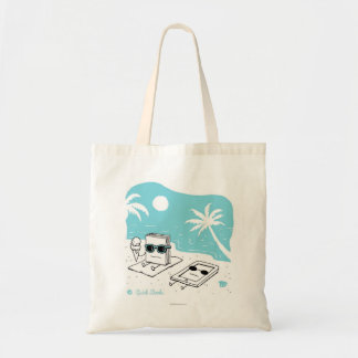 Kendall & Paige - Beach Tote Bag