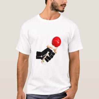 Kendama White Standard T-Shirt
