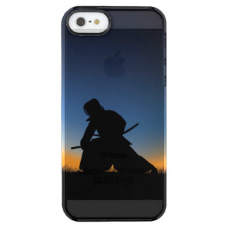 Kendo Clear iPhone SE/5/5s Case