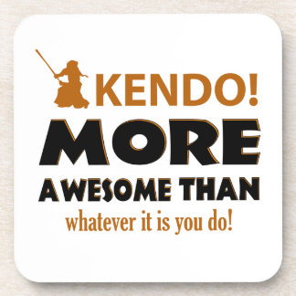 KENDO DESIGN COASTER