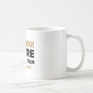 KENDO DESIGN COFFEE MUG
