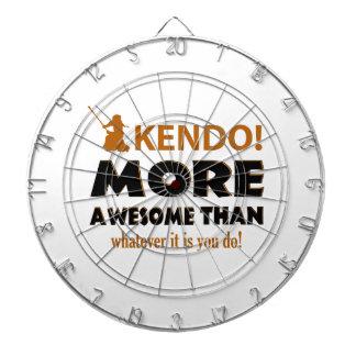 KENDO DESIGN DARTBOARD