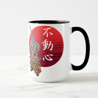 kendo fudoshin mug