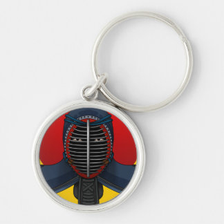 Kendo men1 keychain