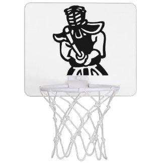Kendo Mini Basketball Hoop