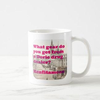 Kenfitamean Coffee Mug