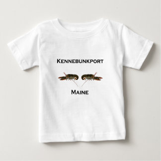 Kennebunkport Maine Lobsters Baby T-Shirt