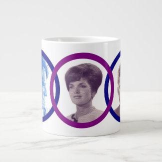 Kennedy Camelot Jumbo Mug