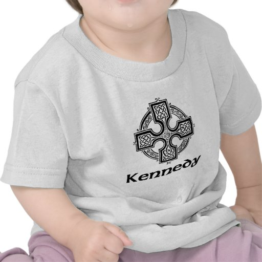 Kennedy Celtic Cross Tees